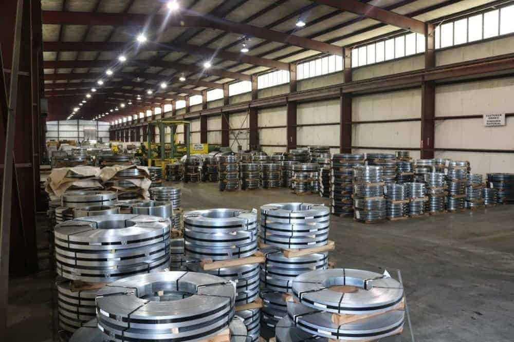 warehouse, slit mults, steel, secondary steel