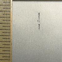 Friction Gouge (Longitudinal direction