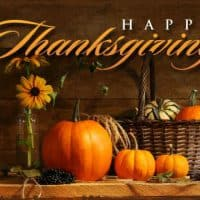 Happy Thanksgiving From Mainline Metals